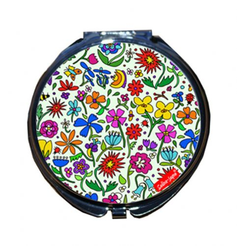 Selina-Jayne Summer Meadow Limited Edition Designer Compact Mirror